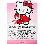 The Crème Shop Hello Kitty Problem Solver Sheet Mask
