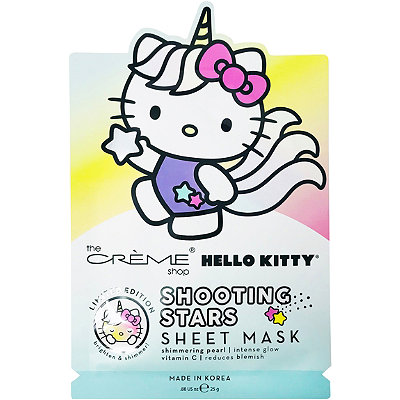 Hello Kitty Shooting Stars Sheet Mask