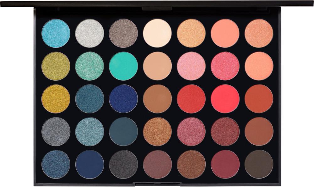 Morphe 35h Hot Spot Artistry Palette Ulta Beauty