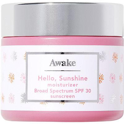 Hello, Sunshine Moisturizer Broad Spectrum Spf 30 Sunscreen