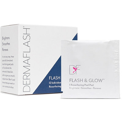 Online Only Flash & Glow Peel Pads