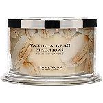HomeWorx Vanilla Bean Macaron 4 Wick Candle