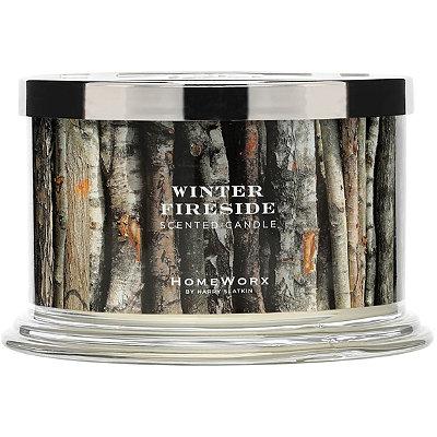 Winter Fireside 4 Wick Candle