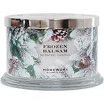 HomeWorx Frozen Balsam 4 Wick Candle