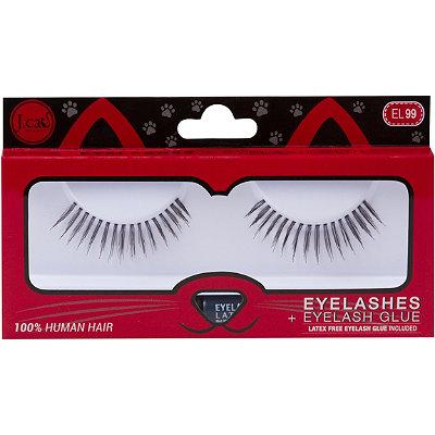 Online Only Eyelashes + Eyelash Glue #EL99