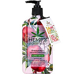 Hempz Limited Edition Pomegranate Herbal Body Moisturizer