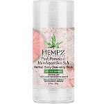 Hempz Limited Edition Pink Pomelo & Himilayan Sea Salt Herbal Body Cleansing Stick