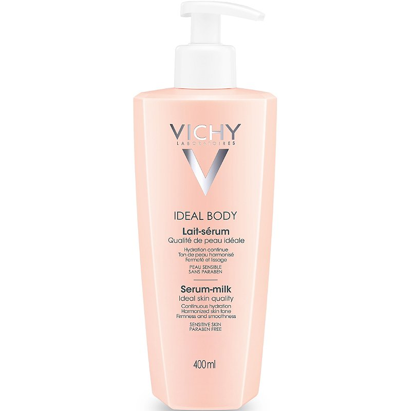 Vichy Ideal Body Lotion Serum-Milk with Hyaluronic Acid | Ulta Beauty