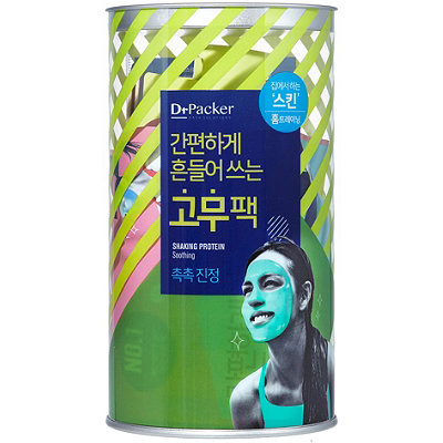 Online Only Shaking Protein Soothing Mask