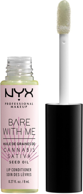 Nyx Professional Makeup Bare With Me Cannabis Sativa Seed Oil Lip Conditioner Ulta Beauty