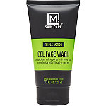 M. Skin Care Triple Action Gel Face Wash