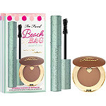 Too Faced Online Only Beach Bag Must Haves