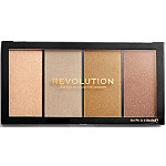 Makeup Revolution Reloaded Highlighter and Bronzer Palette