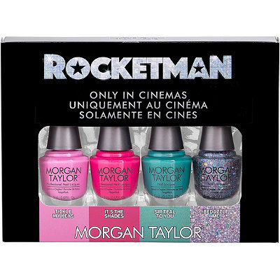 Online Only Rocketman Nail Laquer Mini 4 Pack