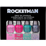 Morgan Taylor Online Only Rocketman Nail Laquer Mini 4 Pack
