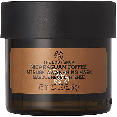 Nicaraguan Coffee Intense Awakening Mask