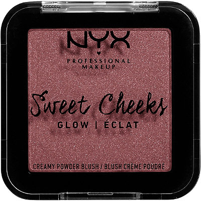 Sweet Cheeks Creamy Powder Blush (Glow)