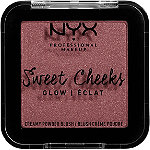 NYX Professional Makeup Sweet Cheeks Creamy Powder Blush (Glow)