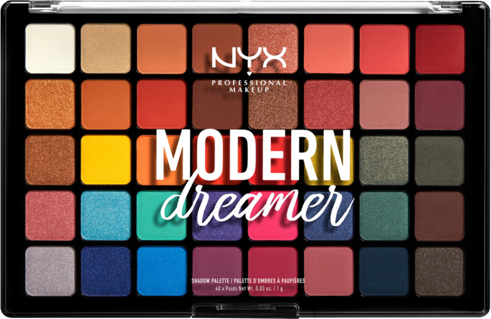 Modern Dreamer Eyeshadow Palette By Nyx