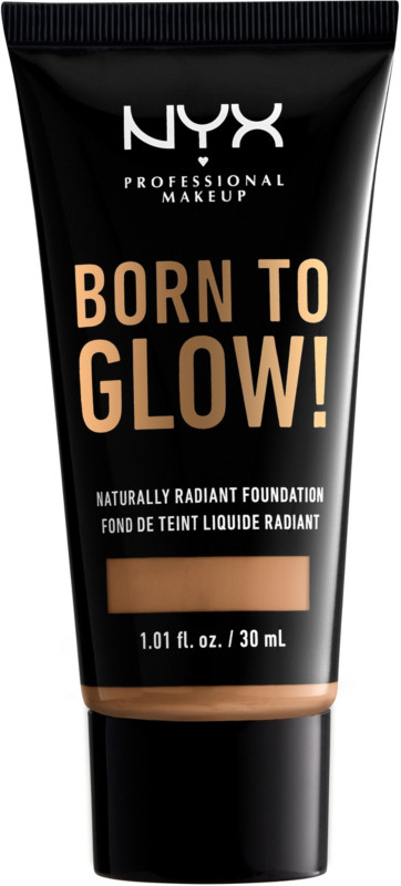 Born To Glow Naturally Radiant Foundation by Nyx Professional Makeup