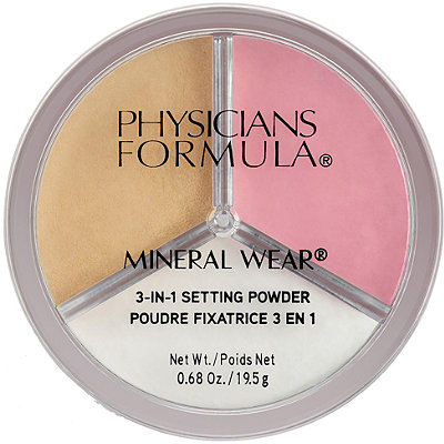 Mineral Wear 3-in-1 Setting Powder