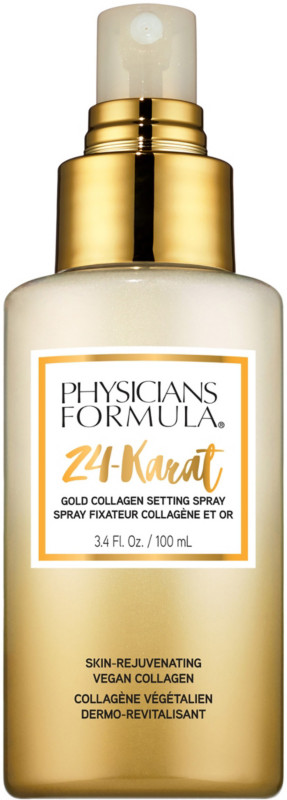 24 Karat Gold Collagen Setting Spray by Physicians Formula