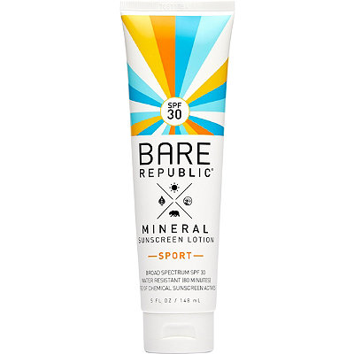 Online Only Mineral Sport Lotion SPF 30