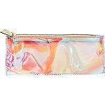 Tarte Sugar Rush - Holographic Makeup Bag