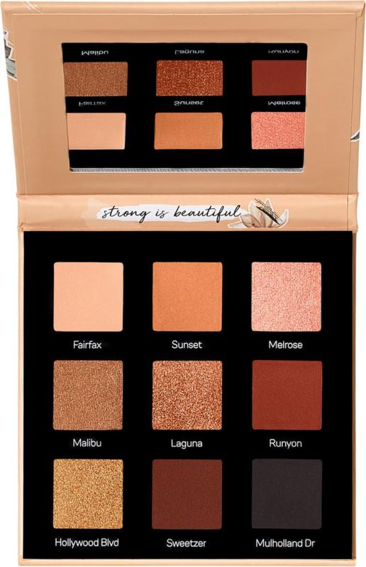 Catrice X Eman Bronzed Af Eyeshadow Palette Ulta Beauty