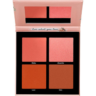 X Eman Cheeky Blush Palette