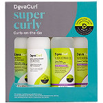 DevaCurl Super Curly Curls On The Go Kit