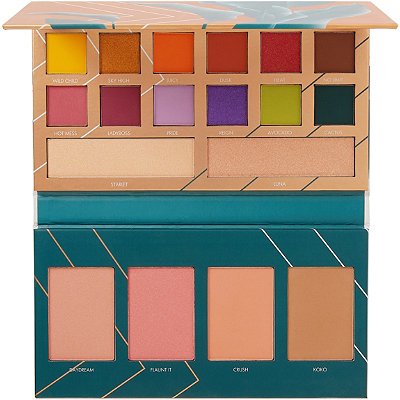 Run Wild by Tina Yong - 18 Color Shadow, Highlighter & Blush Palette