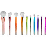BH Cosmetics Online Only Take Me Back to Brazil - 10 Pc Brush Set