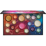BH Cosmetics Online Only Stellar Collision - 17 Color Baked Eyeshadow & Highlighter Palette