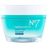 No7 HydraLuminous Water Surge Gel Cream