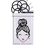 Cricket Messy Bun Done Hair Tin