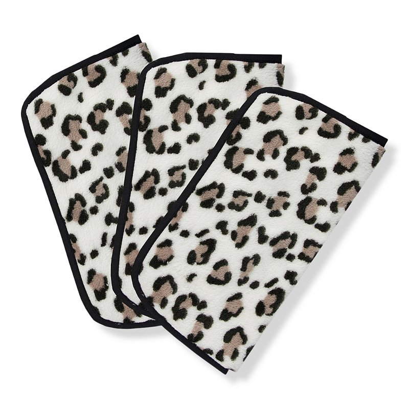 Leopard Print Sleep Mask by the vintage cosmetic company #11