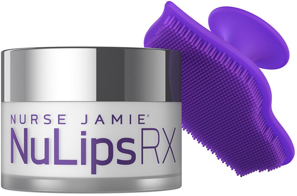 Nurse Jamie Nulips Rx Moisturizing Lip Balm Exfoliating Lip