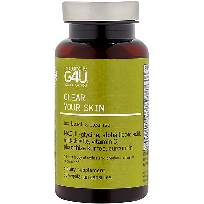 Clear Your Skin - Tox-Block & Cleanse Supplement