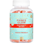 Pacifica Fierce Glow Radiance Bears Beauty Gummies