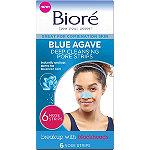 Bioré Blue Agave Deep Cleansing Pore Strips