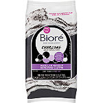 Bioré Charcoal Micellar Makeup Removing Cloths