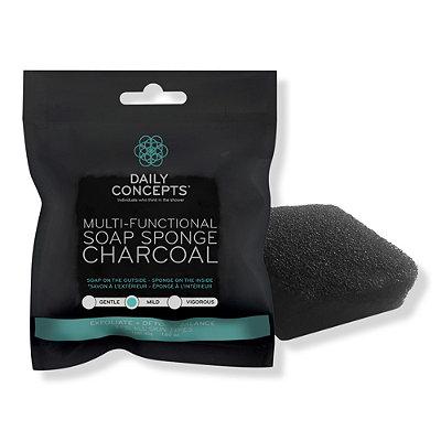 Multi-Functional Charcoal Soap Sponge