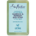 SheaMoisture Coconut & Cactus Water Quench & Refresh Bar Soap