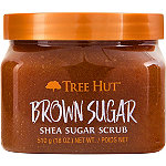 Tree Hut Brown Sugar Shea Sugar Scrub