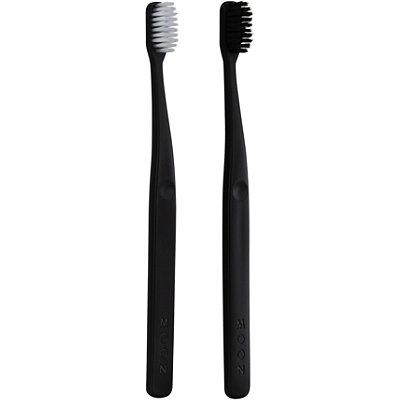 Soft Bristle Toothbrush Ultra Fine Bristles 2 Pack