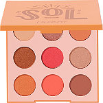 ColourPop Sol Pressed Powder Eyeshadow Palette