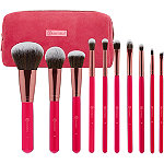 BH Cosmetics Bombshell Beauty 10 Pc Brush Set