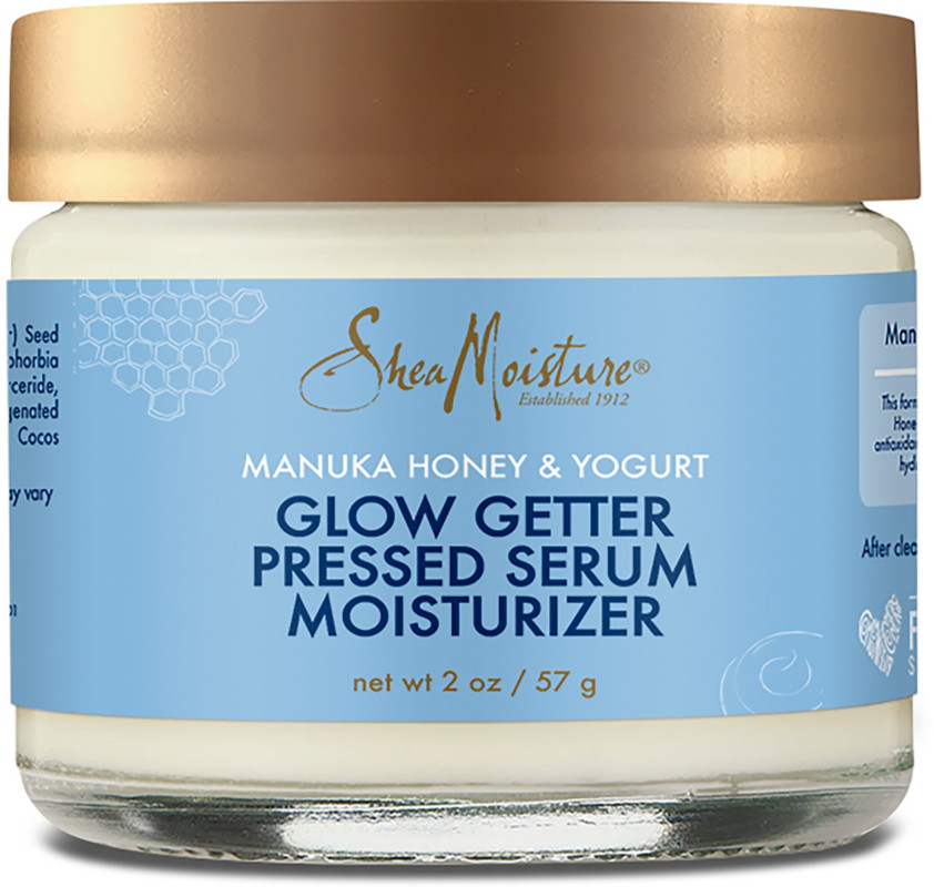 Manuka Honey & Yogurt Glow Getter Pressed Serum Moisturizer by Shea Moisture