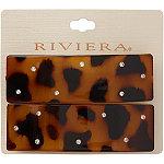 Riviera Rhinestone Barrettes